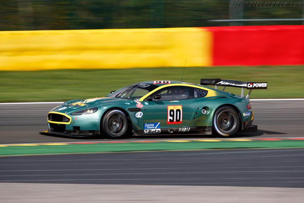Aston Martin DBR9 - Chassis: DBR9/102  - 2018 Spa Six Hours