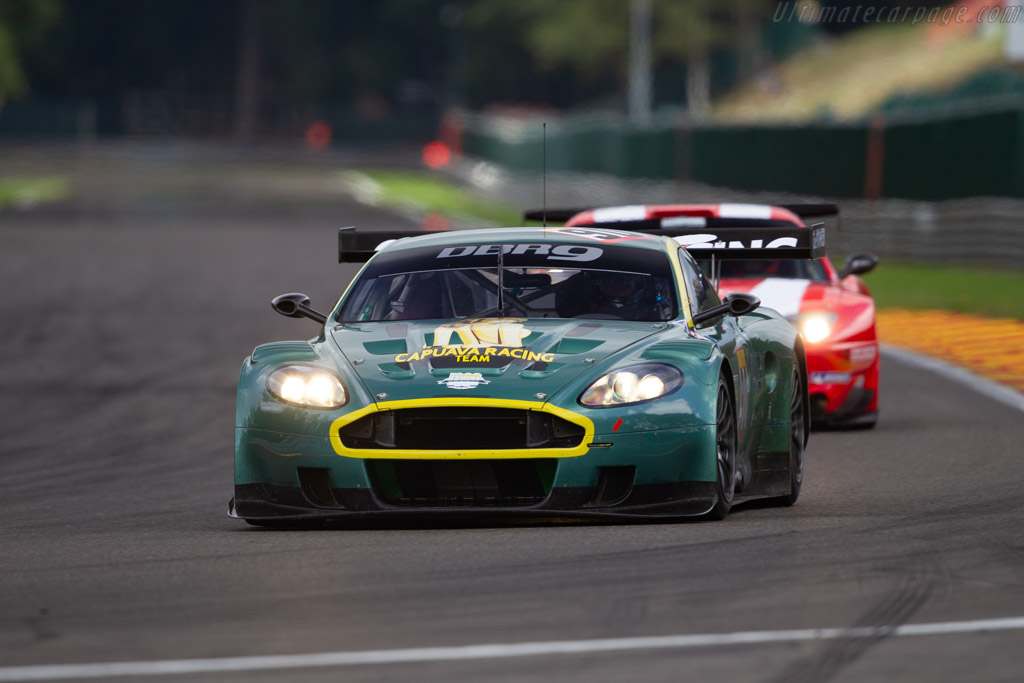 Aston Martin DBR9 - Chassis: DBR9/102  - 2018 Spa Six Hours