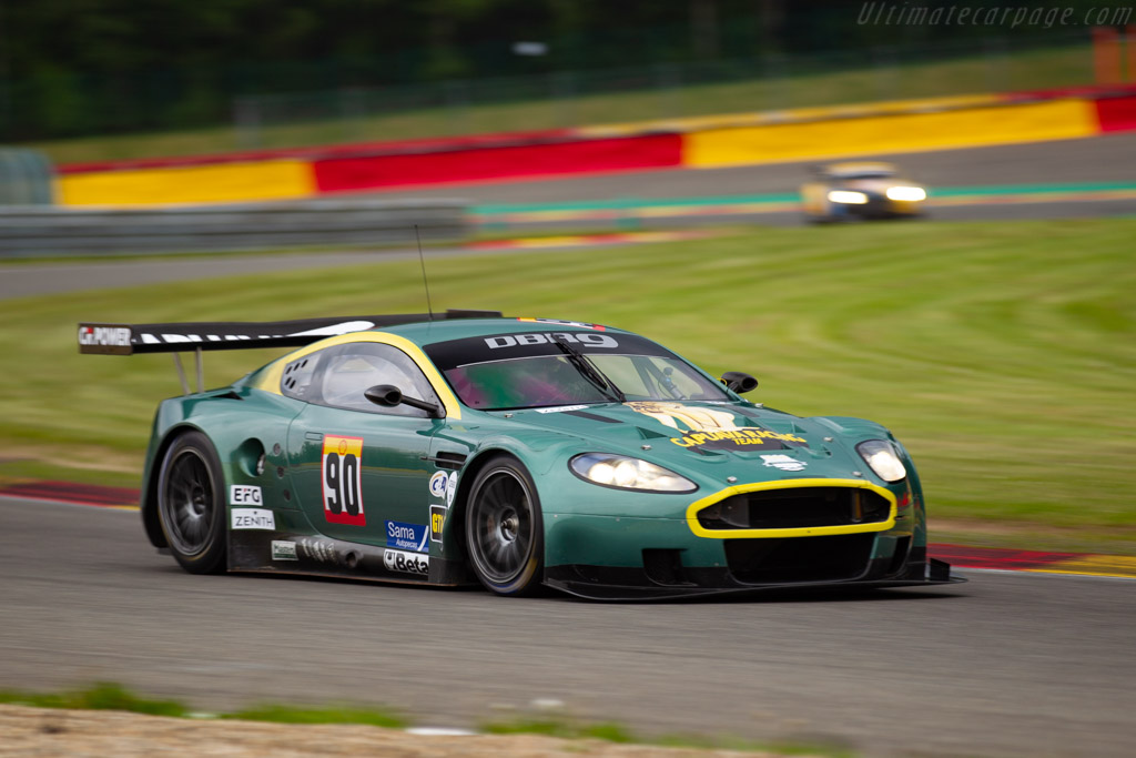 Aston Martin DBR9 - Chassis: DBR9/102  - 2019 Spa Classic
