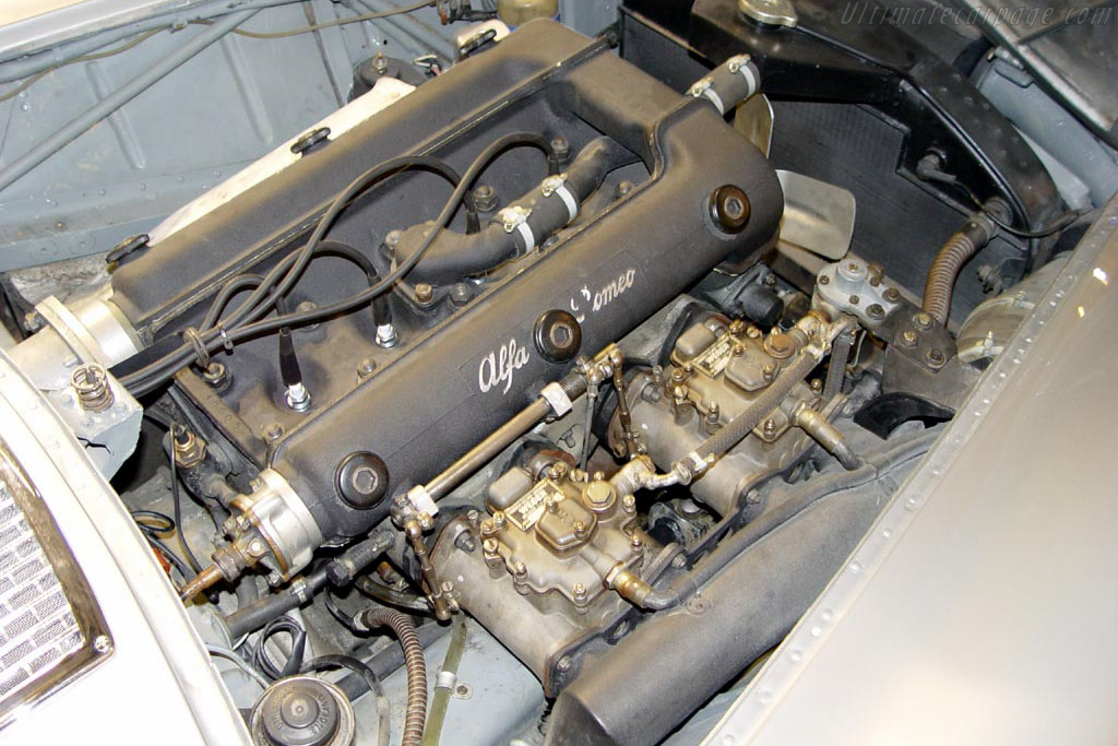 Alfa Romeo 2000 Sportiva Coupe - Chassis: AR1900S 00003  - 2004 Retromobile