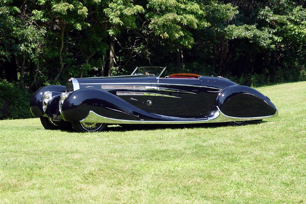 Bugatti Type 57 C Vanvooren Cabriolet - Chassis: 57808   - 2004 Meadow Brook Concours d'Elegance