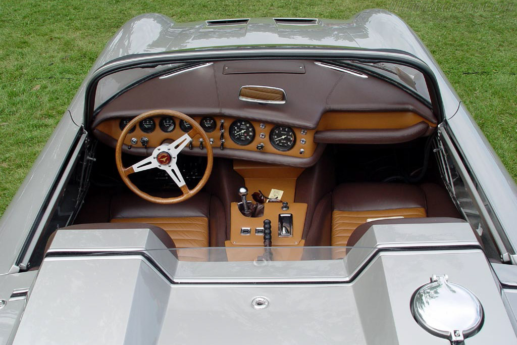 Bizzarrini 5300 SI Spyder Prototipo - Chassis: IA3 0245   - 2004 Meadow Brook Concours d'Elegance