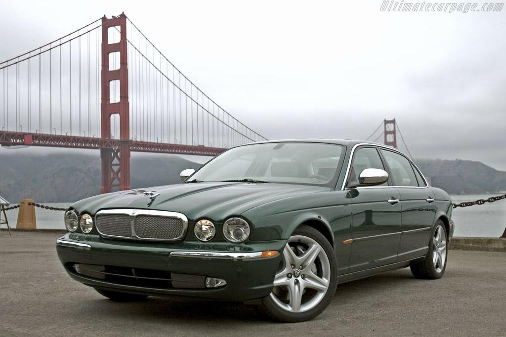 2004 2009 Jaguar Xj Super V8 Images Specifications And Information