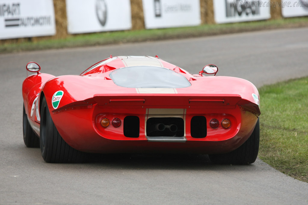 Ford F3L - Chassis: 002  - 2007 Goodwood Festival of Speed