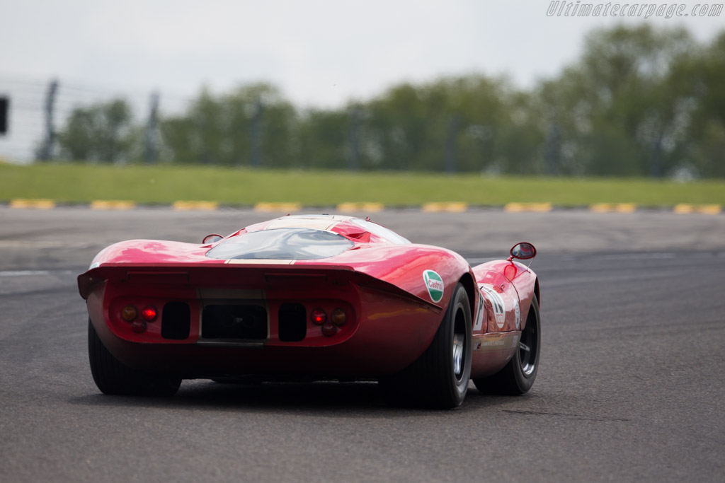 Ford F3L - Chassis: 002   - 2016 Spa Classic