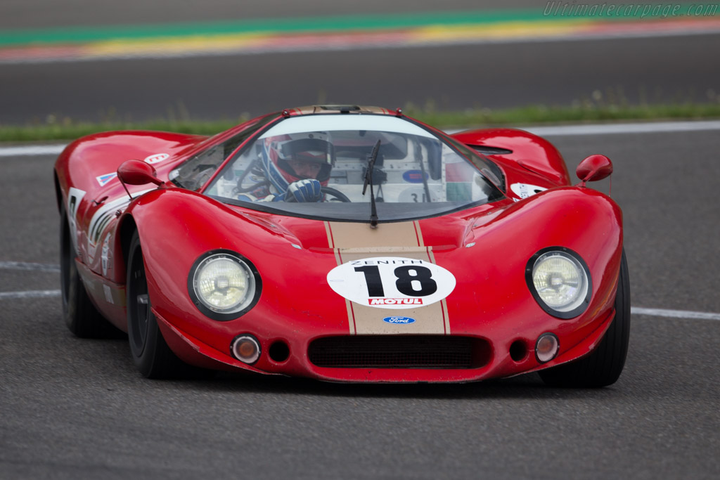 Ford f3l chassis 002 2016 spa classic