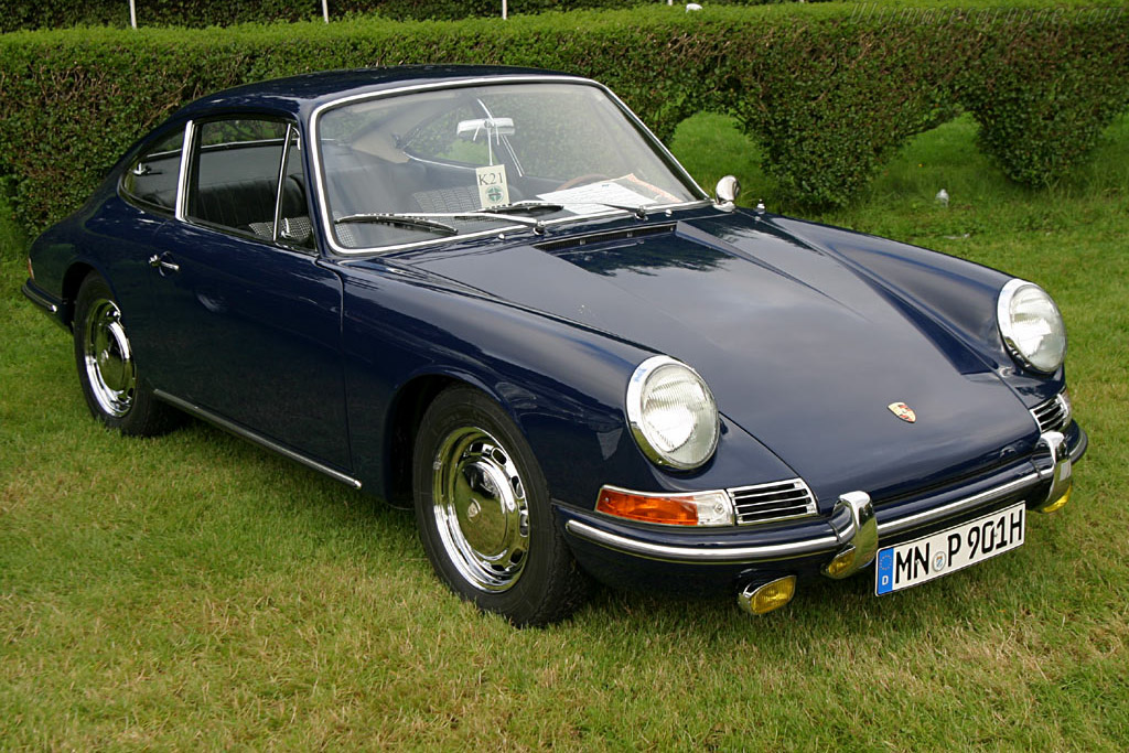 1963 - 1964 Porsche 901 - Images, Specifications and Information