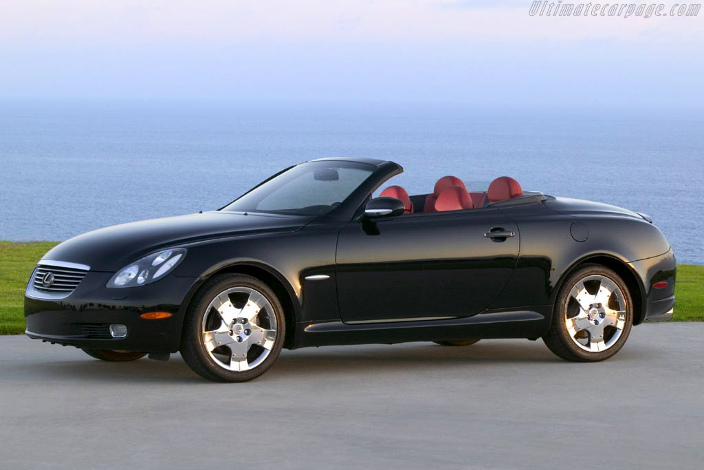 Lexus SC 430 'Pebble Beach'