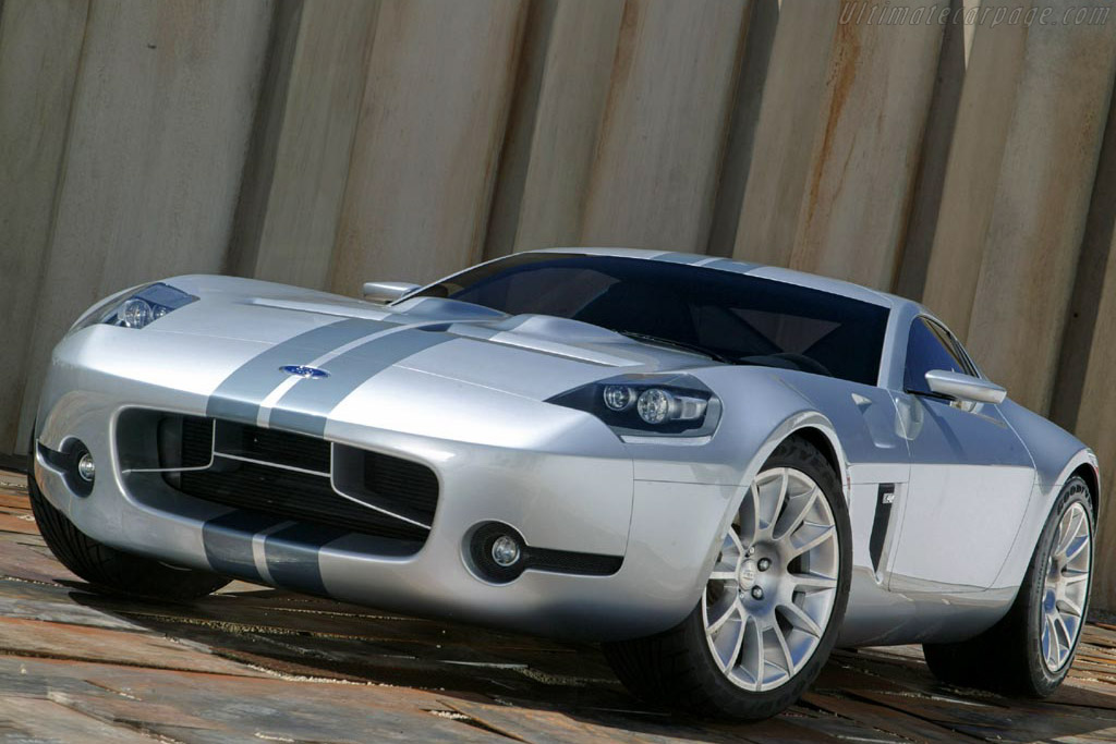 Click here to open the Shelby GR-1 Concept gallery