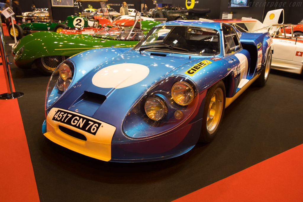 Alpine A220 - Chassis: 1731   - 2018 Retromobile