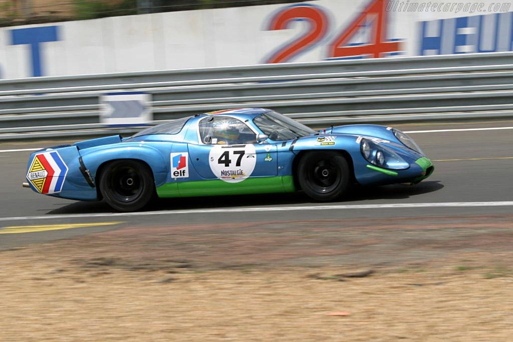 Alpine A220 - Chassis: 1736   - 2004 Le Mans Classic