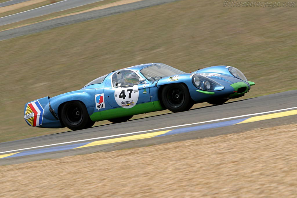 Alpine A220 - Chassis: 1736   - 2004 Le Mans Classic