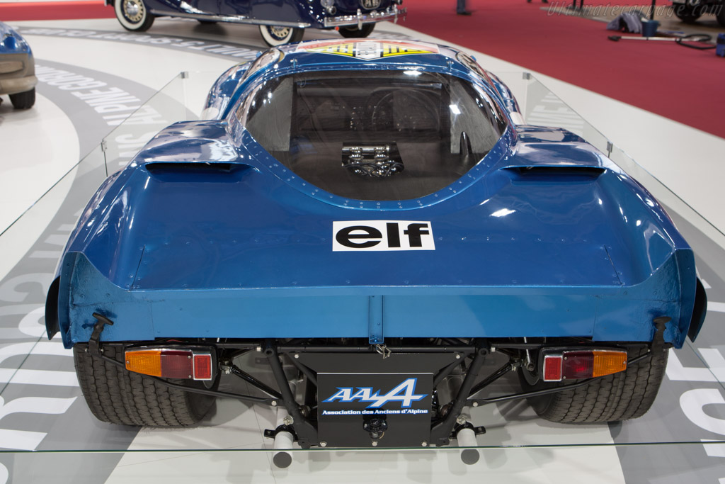Alpine A220 - Chassis: 1731   - 2013 Retromobile