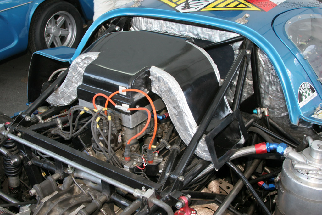 Alpine A220 - Chassis: 1738   - 2008 Le Mans Classic