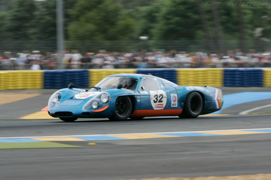Alpine A220 - Chassis: 1738   - 2008 Le Mans Classic
