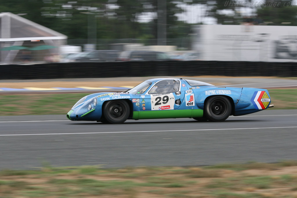 Alpine A220 - Chassis: 1736   - 2006 Le Mans Classic