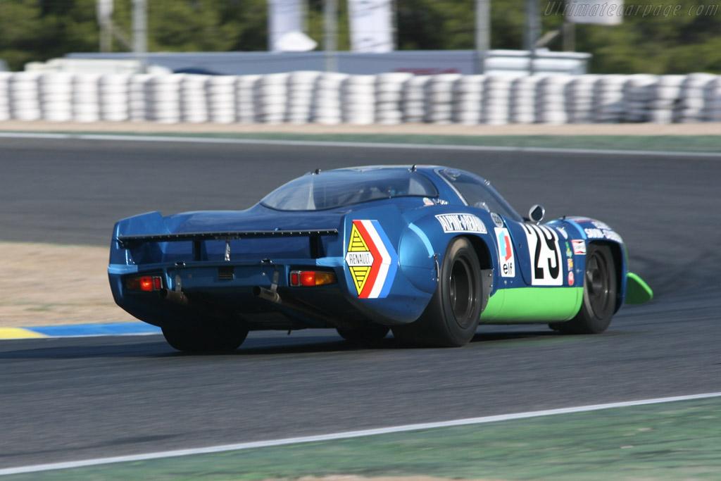Alpine A220 - Chassis: 1736   - 2006 Le Mans Series Jarama 1000 km