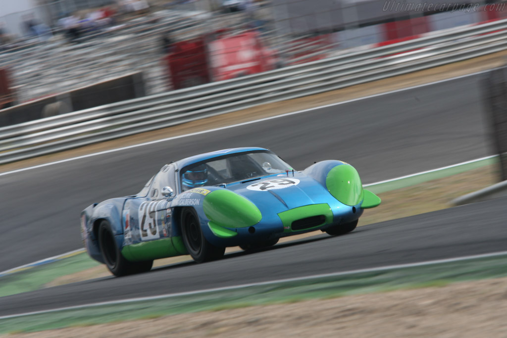Alpine A220 - Chassis: 1736   - 2006 Le Mans Series Jarama 1000 km