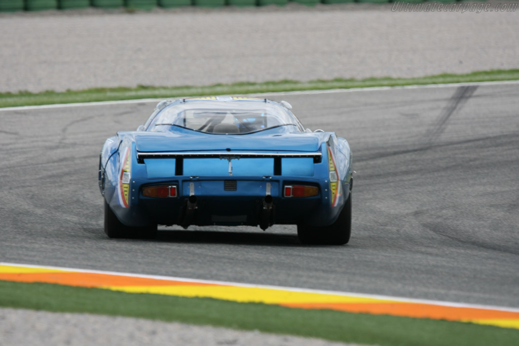 Alpine A220 - Chassis: 1736   - 2007 Le Mans Series Valencia 1000 km