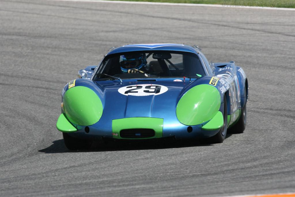 Alpine A220 - Chassis: 1736   - 2007 Le Mans Series Valencia 1000 km