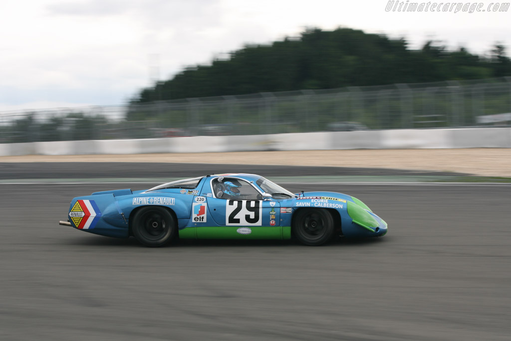Alpine A220 - Chassis: 1736   - 2007 Le Mans Series Nurburgring 1000 km