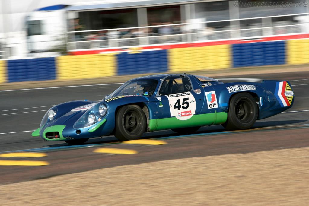 Alpine A220 - Chassis: 1736   - 2008 Le Mans Classic