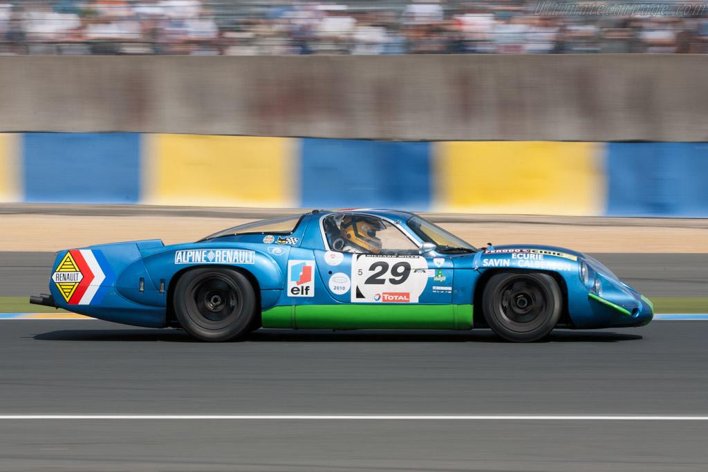 Alpine A220 - Chassis: 1736   - 2010 Le Mans Classic