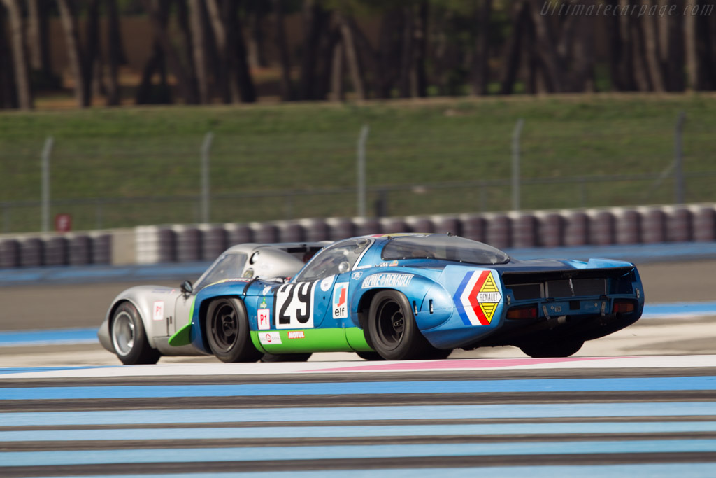 Alpine A220 - Chassis: 1736   - 2013 Dix Mille Tours