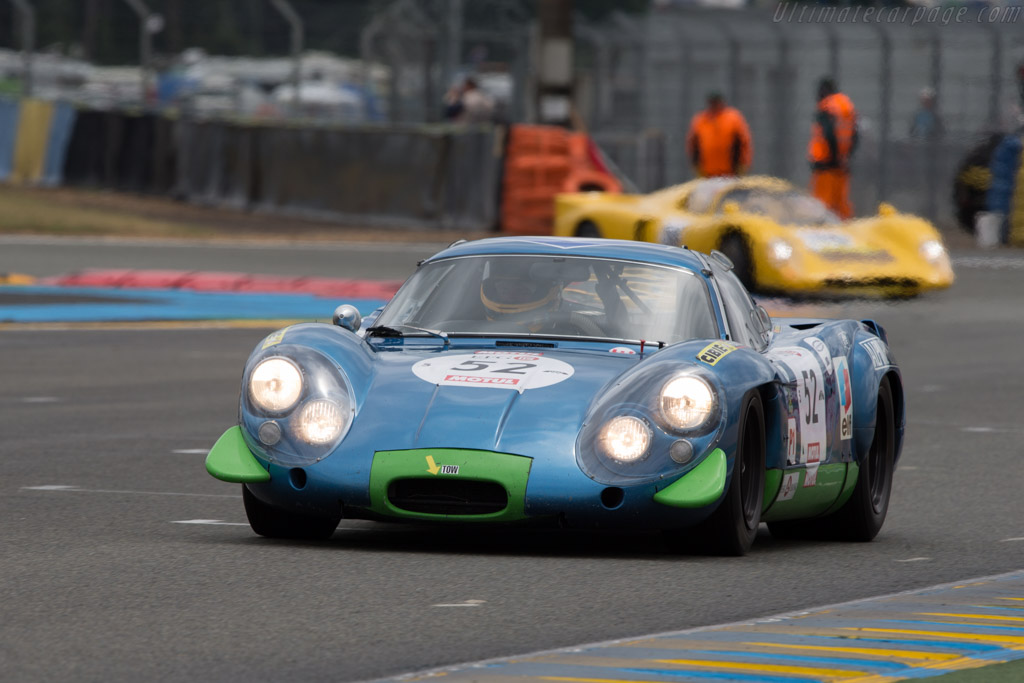 Alpine A220 - Chassis: 1736   - 2014 Le Mans Classic