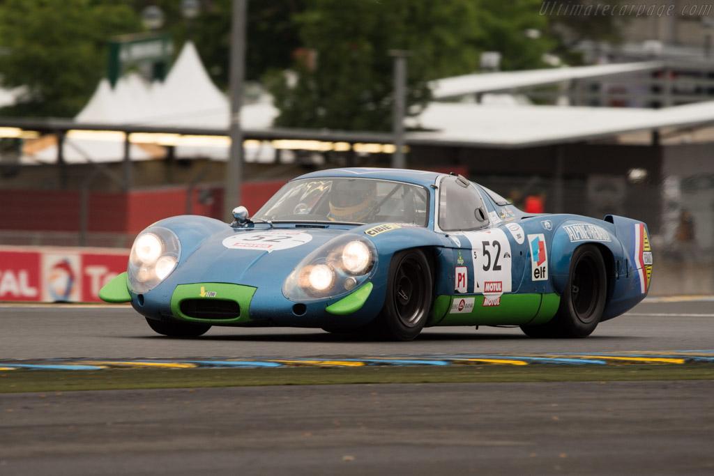 Alpine A220 - Chassis: 1736   - 2014 Le Mans Classic