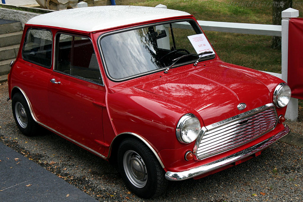 Click here to open the Mini Cooper Mk II 1275 S gallery