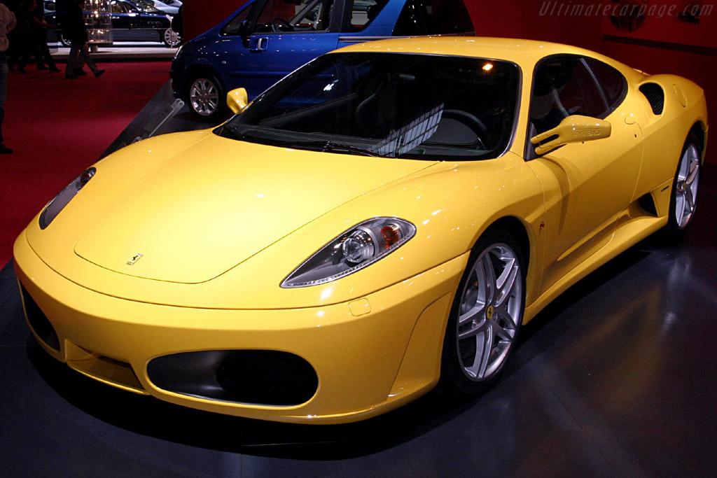 Ferrari F430    - 2004 Mondial de l'Automobile Paris