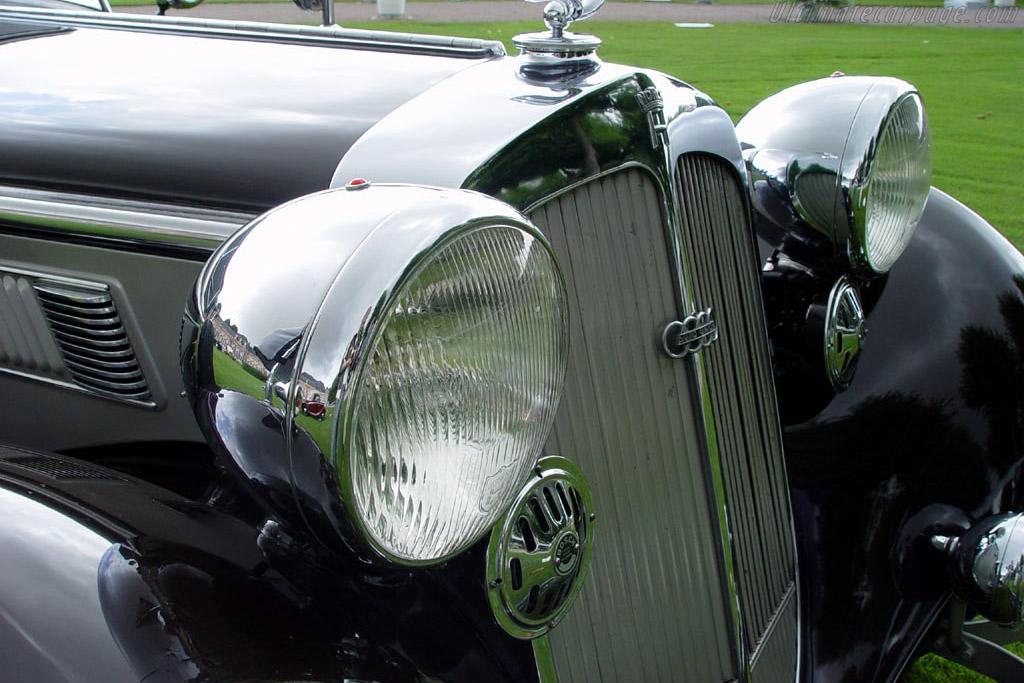 Horch 853 Sport Cabriolet    - 2003 European Concours d'Elegance
