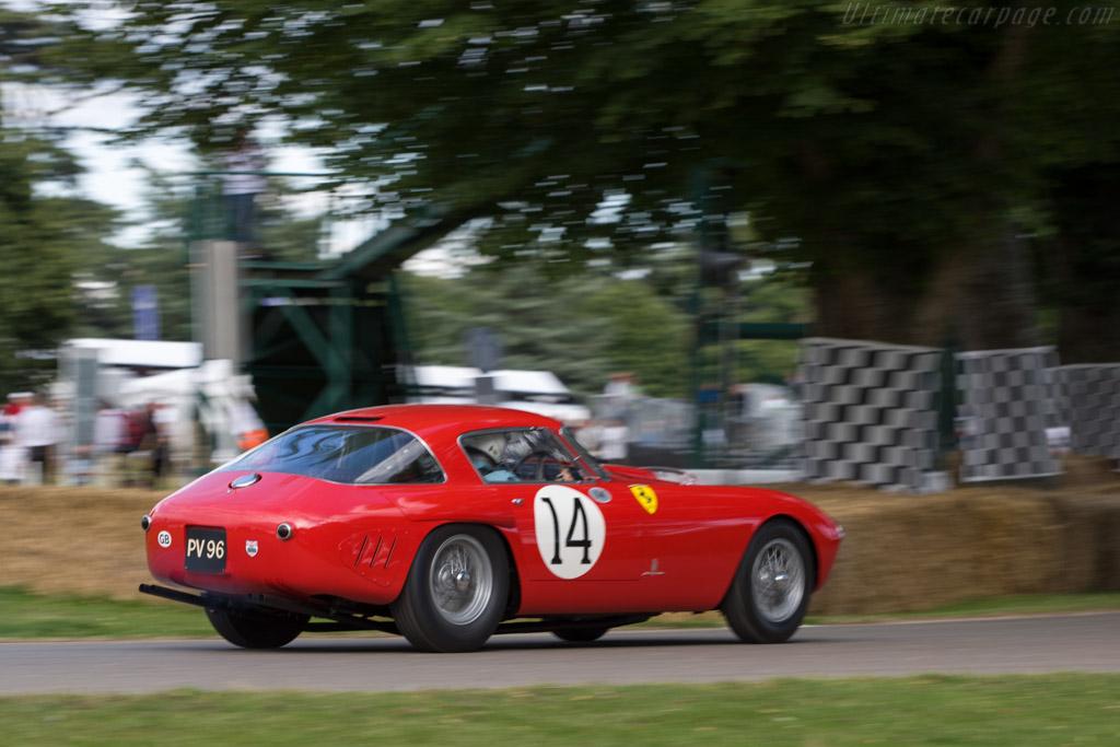 Ferrari 340/375 MM Pinin Farina Berlinetta - Chassis: 0320AM   - 2008 Goodwood Festival of Speed