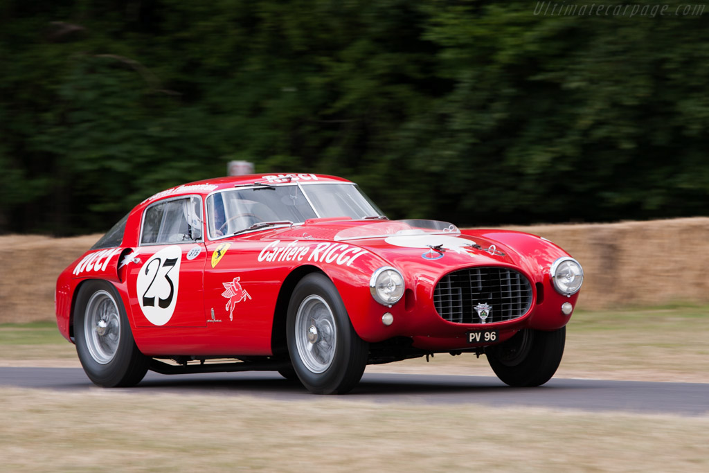 Click here to open the Ferrari 340/375 MM Pinin Farina Berlinetta gallery