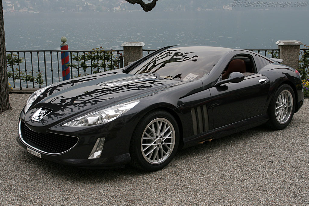 Click here to open the Peugeot 907 Concept gallery