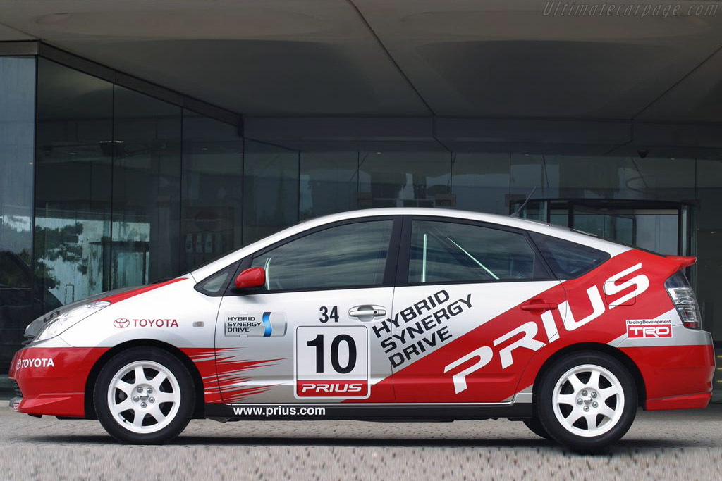 2004 Toyota Prius Gt Concept Images Specifications And
