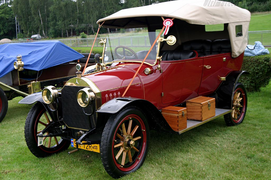 Click here to open the Mercedes 10/20 HP Erdmann & Rossi Phaeton gallery