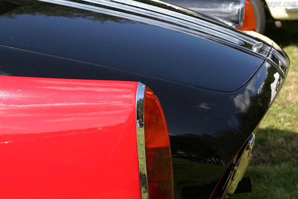Fiat 8V Vignale 'Demon Rouge' Coupe