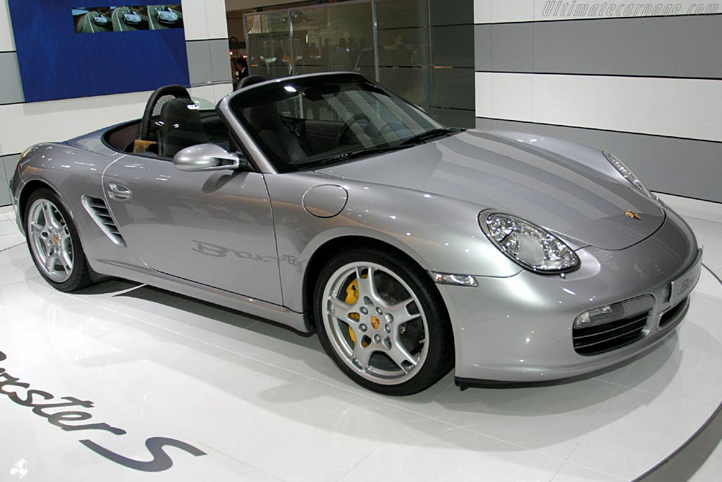 2004 2009 Porsche 987 Boxster S Images Specifications