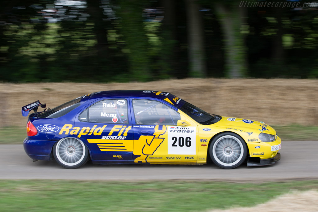 Ford Mondeo Super Touring - Chassis: PR-ST/F-2K-02   - 2008 Goodwood Festival of Speed