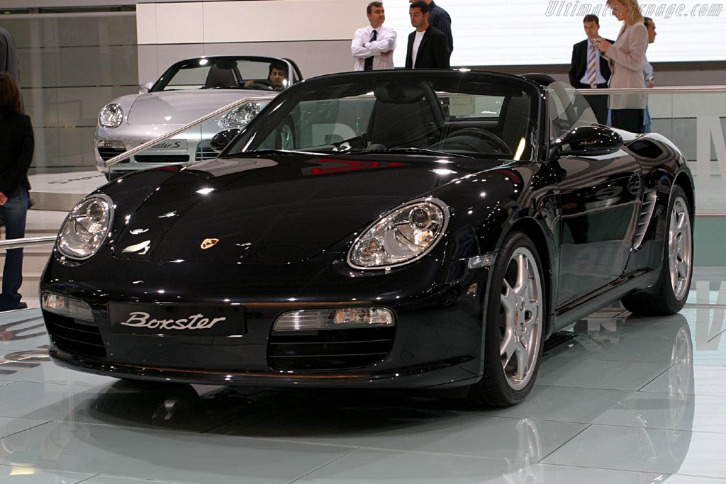 Click here to open the Porsche 987 Boxster gallery