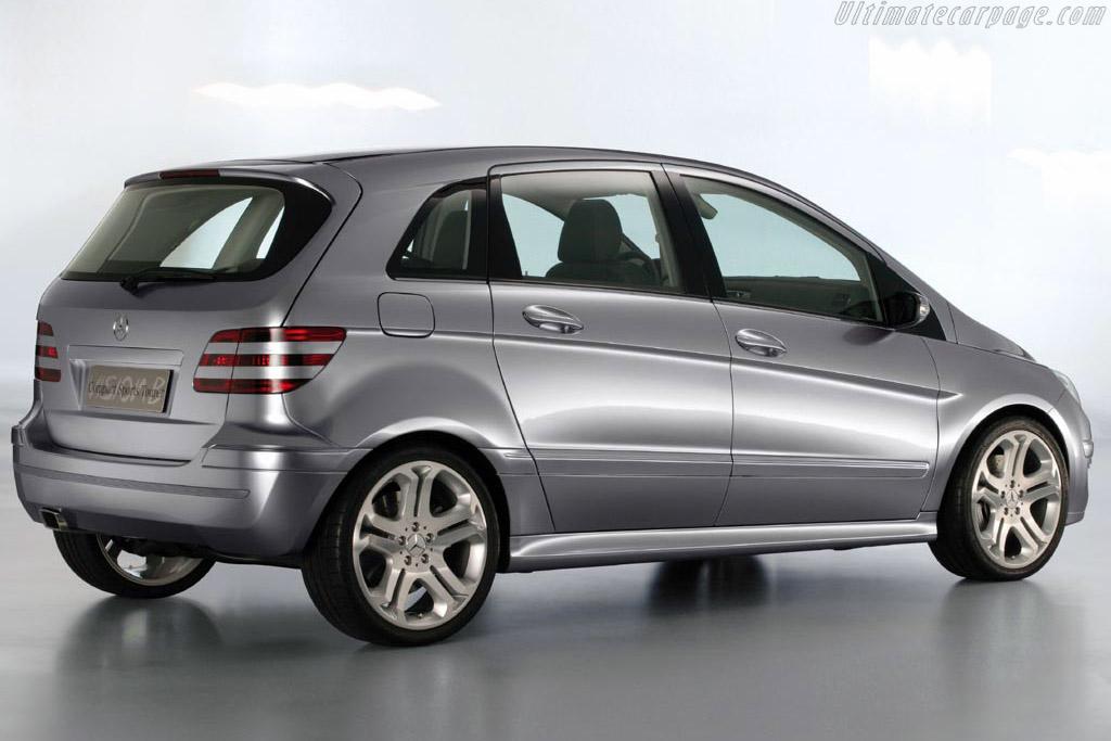 Mercedes-Benz Vision B