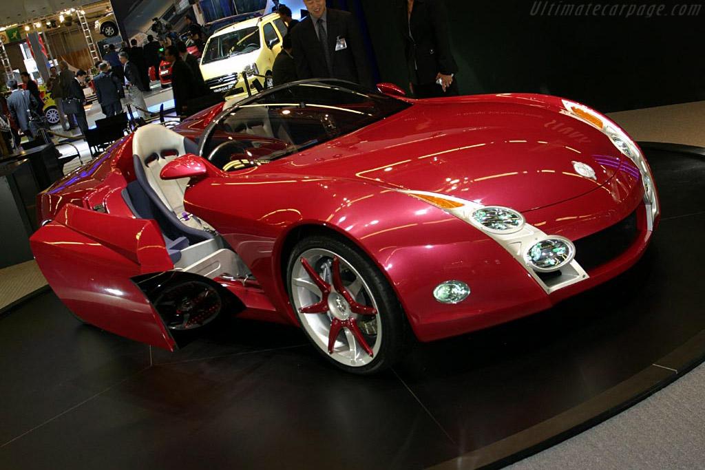Sivax Streetster Xtile    - 2004 Mondial de l'Automobile Paris