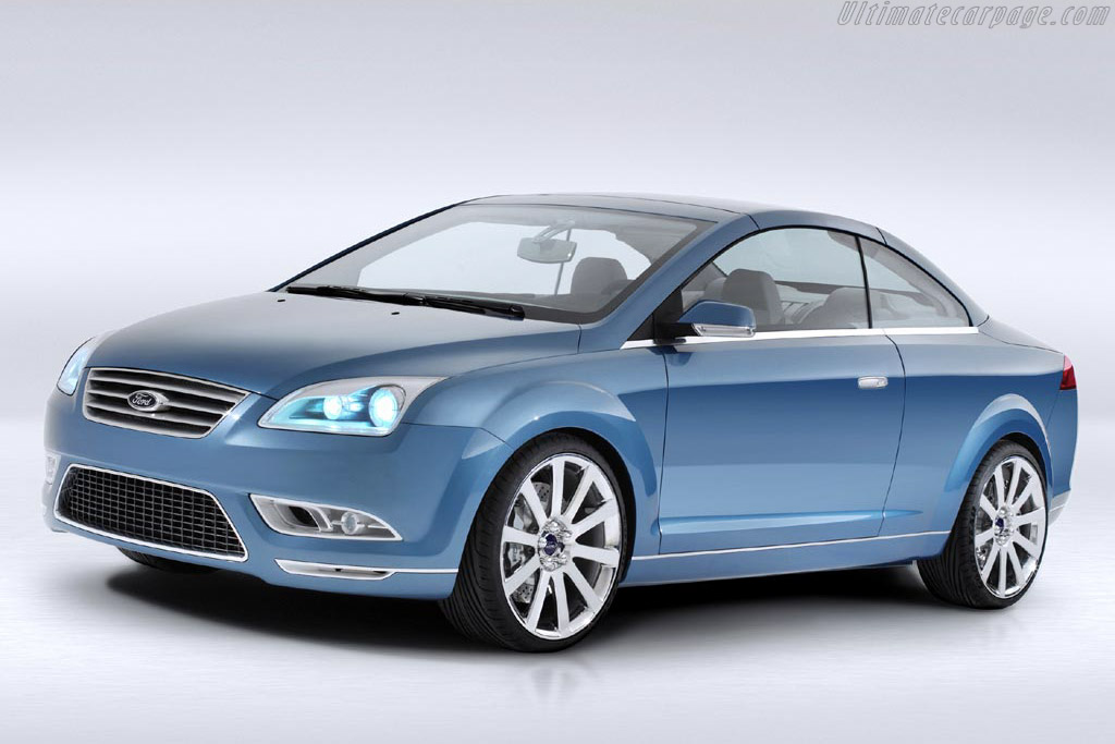 2004 Ford Focus Vignale Concept Images Specifications