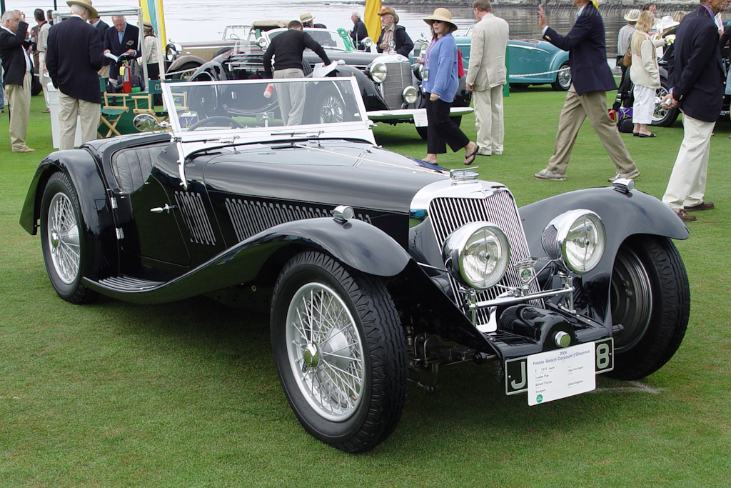 S Sports Car Squire