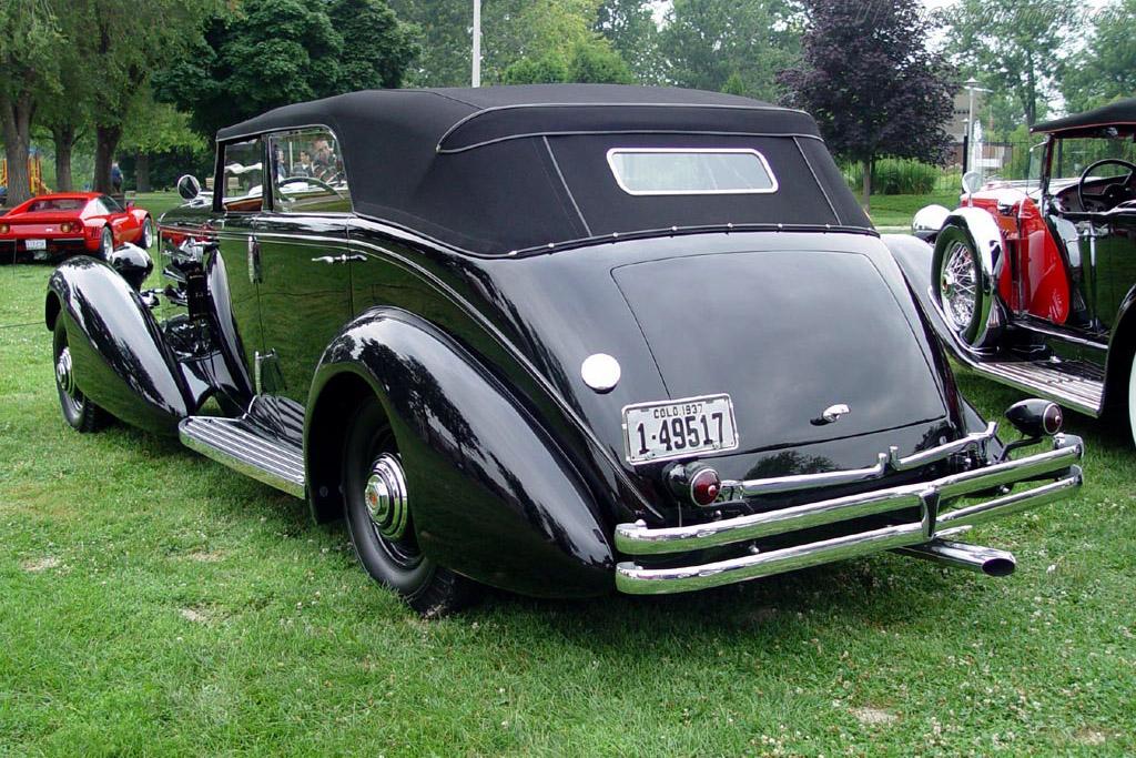 Duesenberg J Rollston Convertible Berline - Chassis: 2311 J-586   - 2004 Canadian Concours d'Elegance