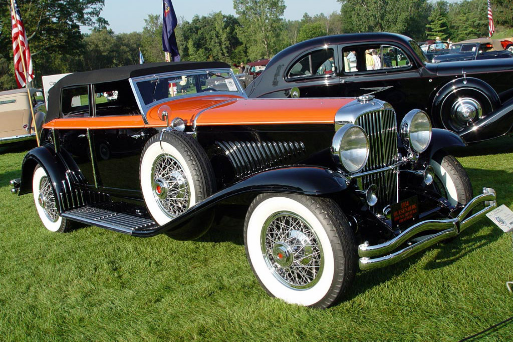Click here to open the Duesenberg J Brunn Riviera gallery