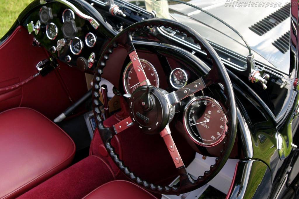 Jaguar SS 90 Roadster    - 2004 European Concours d'Elegance