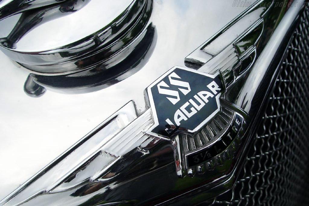 Jaguar SS 100 2.5-litre Roadster - Chassis: 49028   - 2003 European Concours d'Elegance